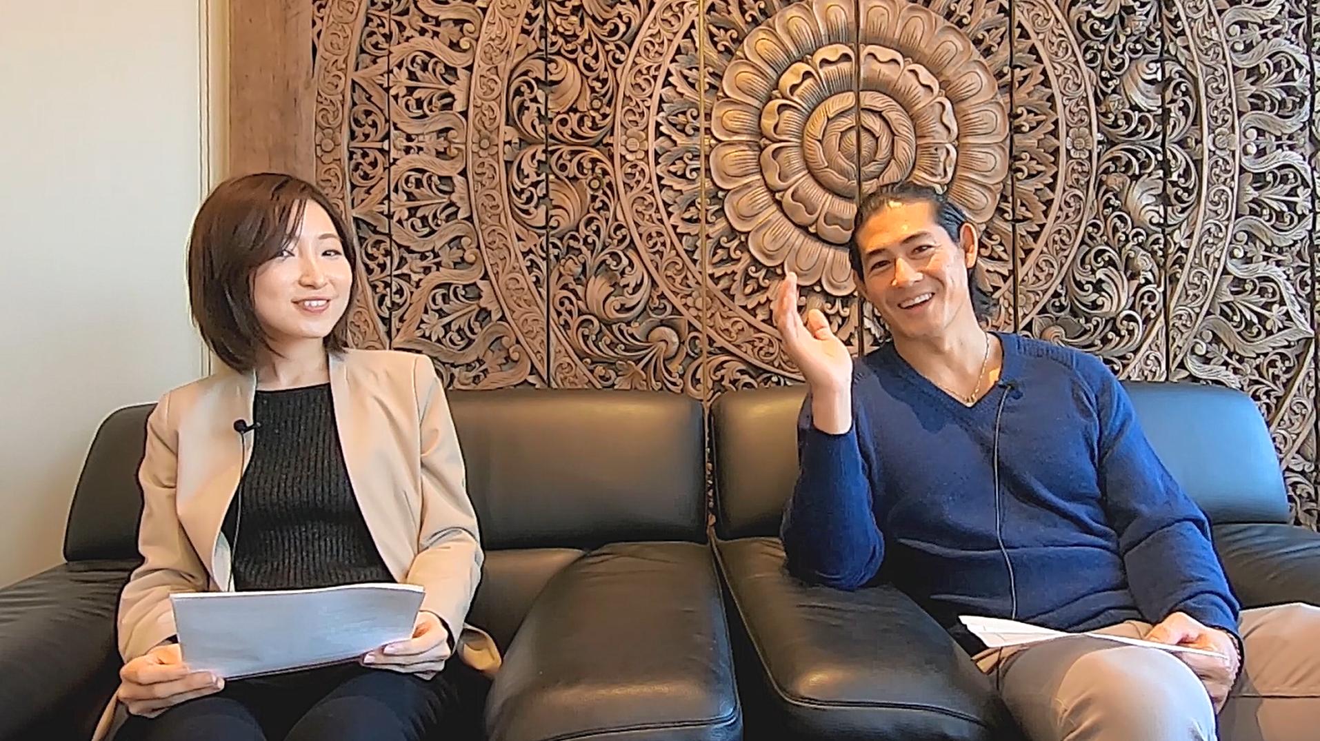 人とのつながりを大事にしている下藤社長が出会った一人の女性が下藤社長の人生観を変える。
